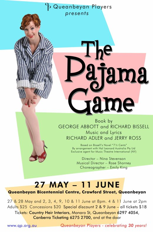 2005 The Pajama Game