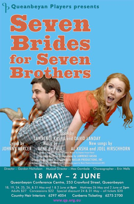 2007 Seven Brides for Seven Brothers