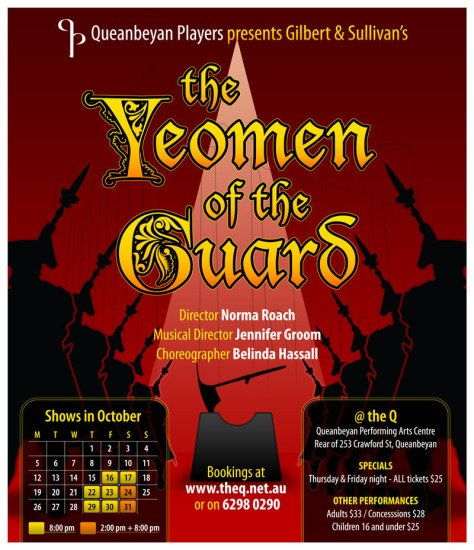 2009 Yeomen of the Guard