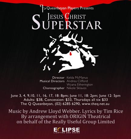 2011 Jesus Christ Superstar