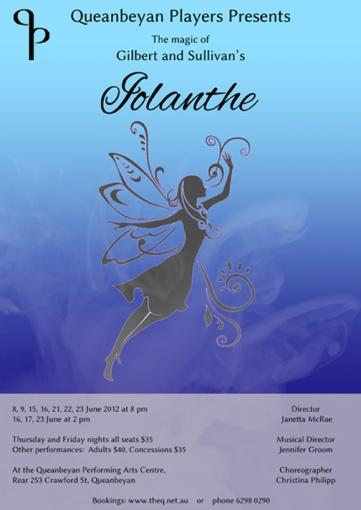 2012 Iolanthe