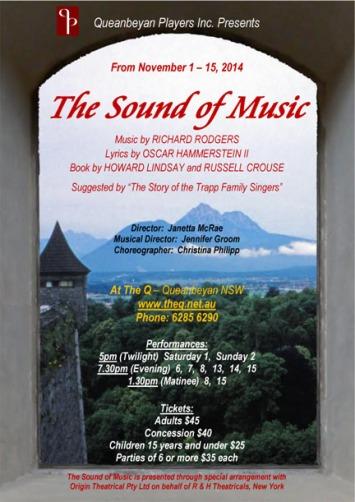2014 Sound of Music