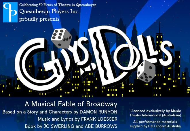 Guys & Dolls Header